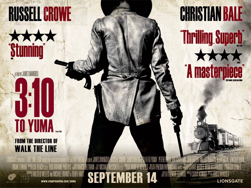 310 to Yuma 2007  Rotten Tomatoes